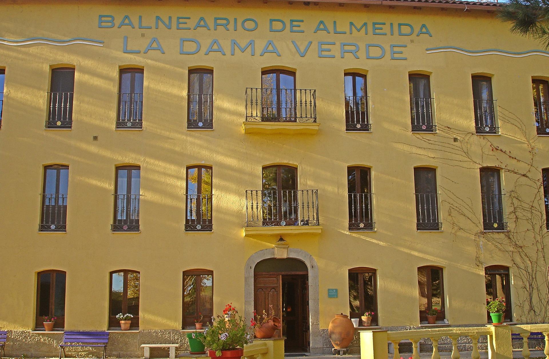 Balneario de Sayago_La Dama Verde